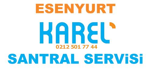 Esenyurt Karel Santal Servisi