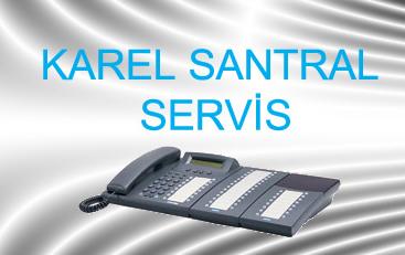 Karel santral servis